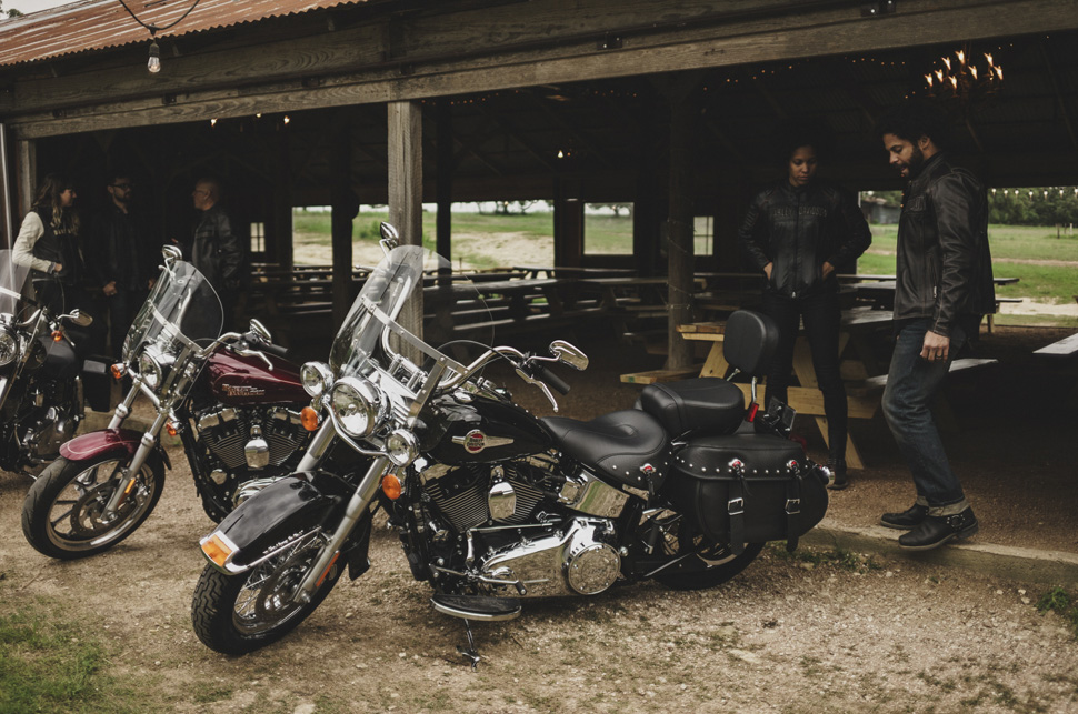 The Softail Family