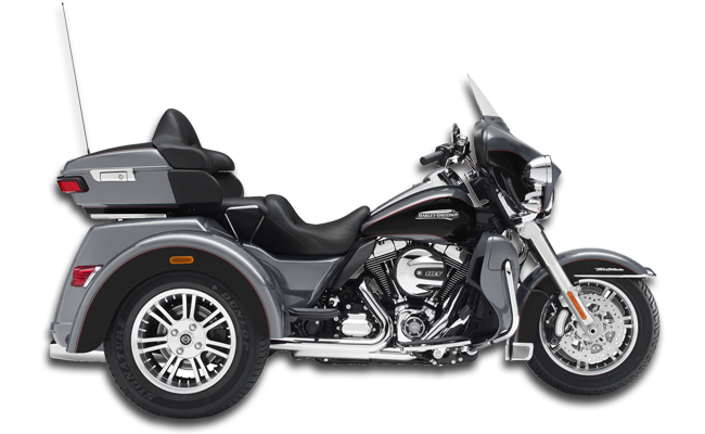 Tri Glide Ultra (New-Zealand Only)